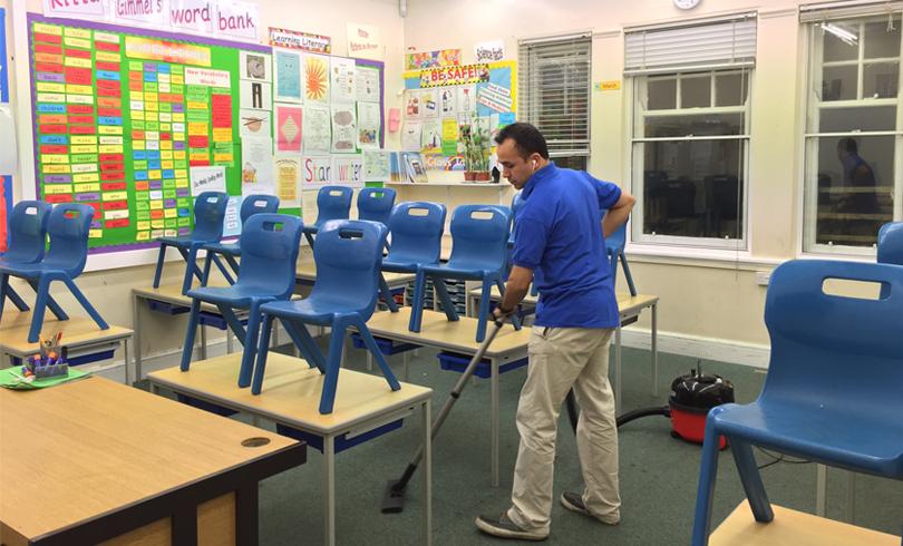Okul ve Dershane Temizliği