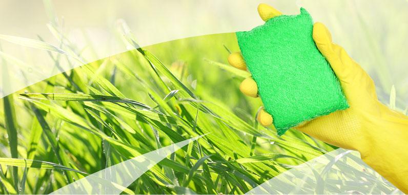 Gelecek hafta yeşil temizliği artırıyoruz